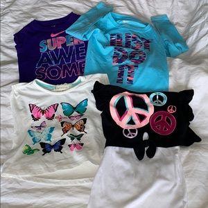 Toddler Nike shirts and more